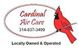 Cardinal Air Care logo
