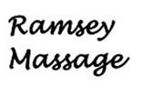 RAMSEY MASSAGE logo