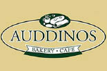 Auddinos Bakery and Cafe logo