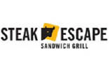 Steak Escape Sandwich Grill logo