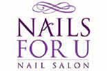 Nails For U logo