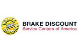 Brake Discount Service Centers Of America logo