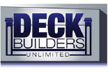 Deck Builders Unlimited logo