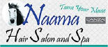 Naama Hair Salon & Spa logo