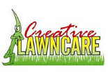 CREATIVE LAWN CARE logo