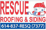 Rescue Roofing logo