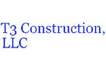 T3 Construction logo