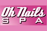 OH Nails Spa logo