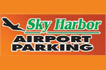 SKY HARBOR AIRPORT PARKING logo