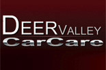 DEER VALLEY CAR CARE logo