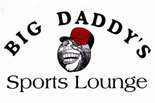 BIG DADDY'S SPORTS LOUNGE logo