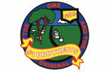 #1 BROTHER'S PIZZA CAVE CREEK logo