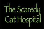 SCAREDY CAT HOSPITAL logo