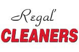 REGAL DISCOUNT CLEANERS logo