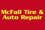 MC FALL TIRE & AUTO REPAIR logo