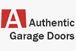 A-AUTHENTIC GARAGE DOOR