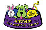 ANTHEM PET MEDICAL CENTER logo