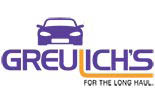 GREULICH'S AUTOMOTIVE logo