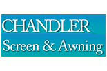CHANDLER SCREEN & AWNING logo