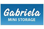 GABRIELA MINI STORAGE logo