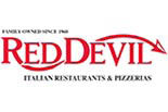 Red Devil Pizza & Italian Restaurant @ Pine Top, AZ logo