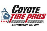 COYOTE TIRE & AUTOMOTIVE logo