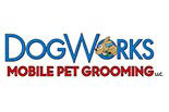 DOG WORKS MOBILE PET GROOMING logo