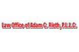 LAW OFFICE OF ADAM C. RIETH, P.L.L.C. logo