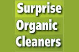 SURPRISE ORGANIC CLEANERS logo