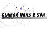 GLAMOR NAILS & SPA logo