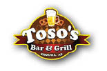 Toso's Sports Bar and Grill logo