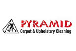 PYRAMID CARPET CLEANING logo