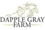 DAPPLE GRAY FARM logo