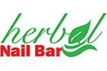 HERBAL NAIL BAR logo