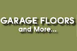 GARAGE FLOORS AND MORE logo