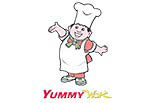 YUMMY WOK of Chino Valley logo
