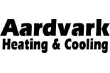 AARDVARK HEATING & COOLING logo