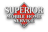SUPERIOR MOBILE HOME SERVICE logo