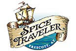 SPICE TRAVELER of Prescott logo