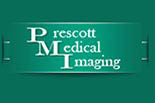 PRESCOTT MEDICAL IMAGING logo