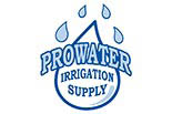 PRO WATER IRRIGATION SUPPLY logo