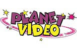 Planet Video & Music logo