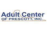 THE ADULT CENTER OF PRESCOTT logo