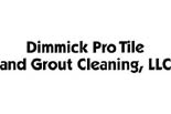 DIMMICK PRO TILE & GROUT CLEANING logo
