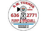 R. W. Turner & Sons Pump & Windmill Co. Inc. logo