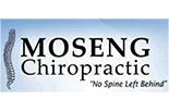 MOSENG CHIROPRACTIC IN COTTONWOOD logo