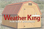 Weather King Portable Buildings of AZ logo