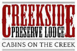 CREEKSIDE PRESERVE LODGE logo