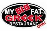 MY BIG FAT GREEK RESTAURANT - CHANDLER logo
