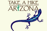 Take A Hike Arizona logo